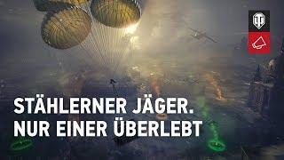 Stählerner Jäger. Details [World of Tanks Deutsch]
