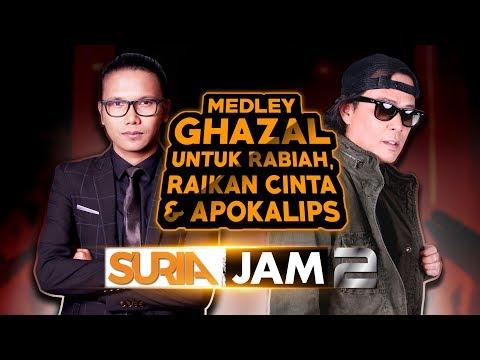 Aepul Dramaband & Tam Spider - Ghazal Untuk Rabiah, Raikan Cinta & Apokalips