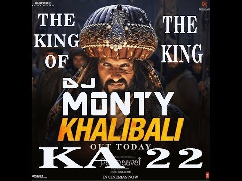 Khalibali DJ MoNtY Audio Sound The King Of Belgaum