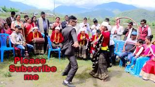 पन्चेबाजाले बनायो बाउन र मगर्नीको जोडी \ New panchebaja dance