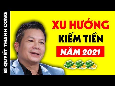 """Những Ngành Kinh Doanh Trong Năm 2021 Kiếm Tiền Nhanh Hơn """"ĂN CƯỚP"""""""