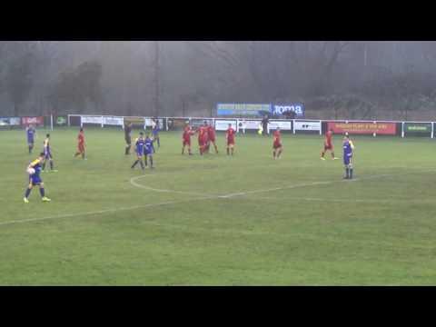 Banbury United 5 Hayes & Yeading United 0 - 10 Dec 2016 - The Goals