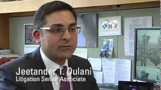 Jeetander Dulani on Habeas Corpus 7th Circuit Victories | Pillsbury Law Pro Bono