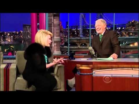 Joan Rivers on Letterman 01/14/2011