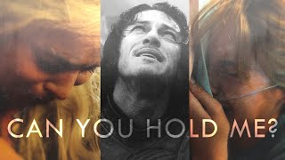 can you hold me? (sad multifandom)