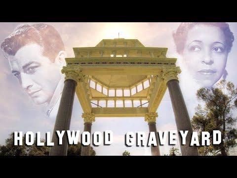 FAMOUS GRAVE TOUR - Forest Lawn Glendale #5 (Ethel Waters, Robert Taylor, etc.)