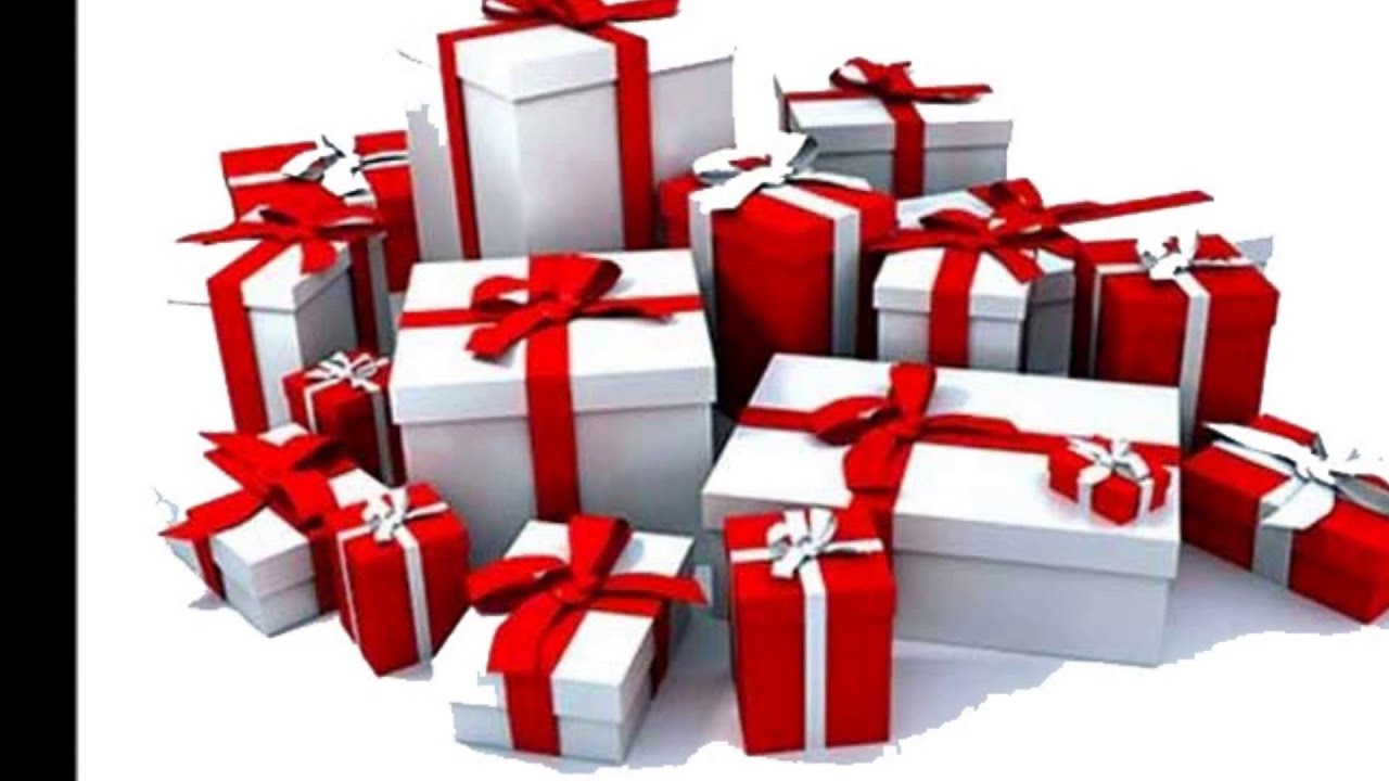 Подарки на День Рождения  redcuberu