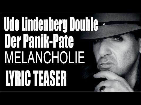 Udo Lindenberg Double  Der PanikPate  Rudi Wartha  Melancholie Teaser 2016