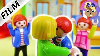Film Playmobil en français - Le faux Julian embrasse Mia!? | Famille Brie
