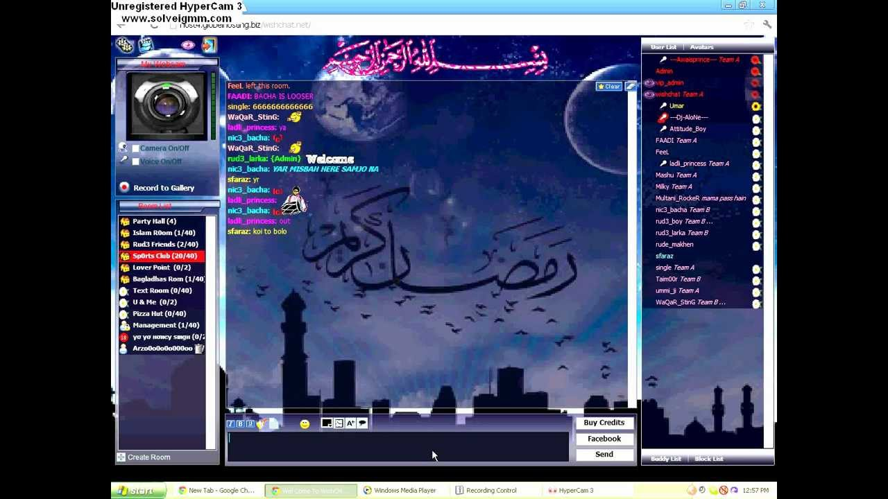 Free Pakistani Chat Rooms Net