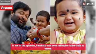 Uppum mulakum's baby girl, parukutty aka ameya is undoubtedly one of the most loved kids malayalam television from her blabberings to first steps, th...