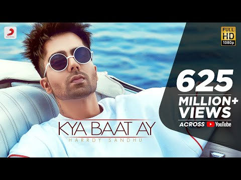 Harrdy Sandhu - Kya Baat Ay | Jaani | B Praak |Arvindr Khaira | Official Music Video