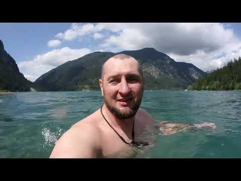 Альпийские озёра Хайтерванг и План (нем. Heiterwangersee, Am Plansee)