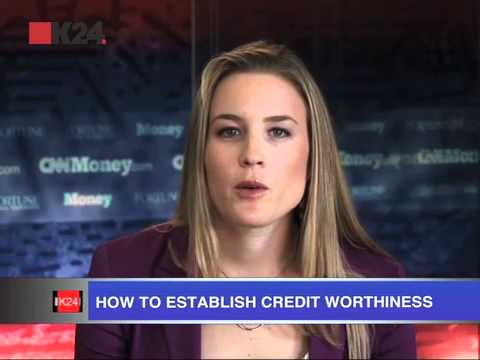 Establishing credit-worthiness