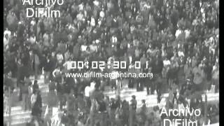 DiFilm - Huracan vs River Plate (1974)