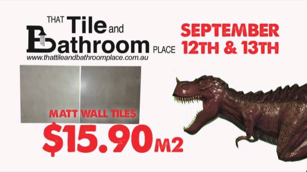 Terrible Commercial That Tile Bathroom Place 06 09 2017