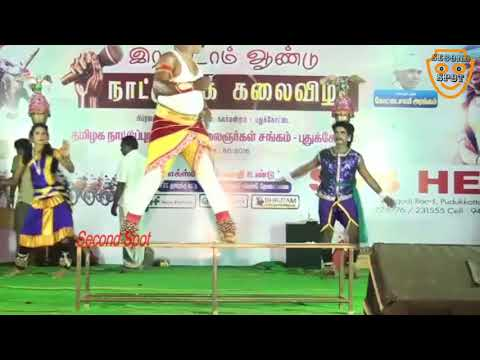 Real Tamilnadu  Traditional Karakattam Dance No Bad Words