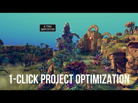Amplify Impostors - 1-click optimization for Unity - Real Time VFX