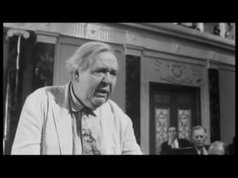 'Advise and Consent'  Charles Laughton's last movie