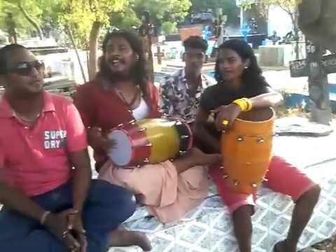 Drums mani & dolak jagan  hot gana