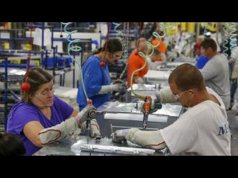US adds 253K jobs in May: ADP