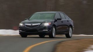 2014 Acura RLX first drive | Consumer Reports