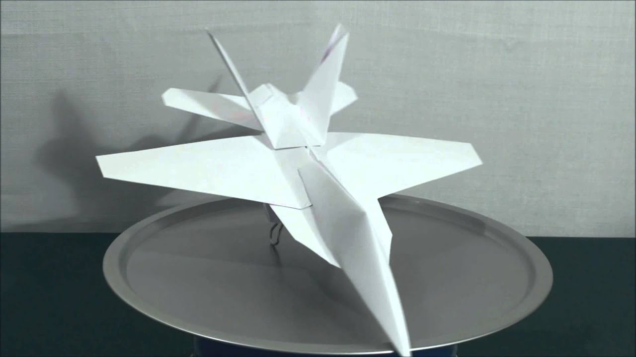 How To Make Origami Planes That Fly