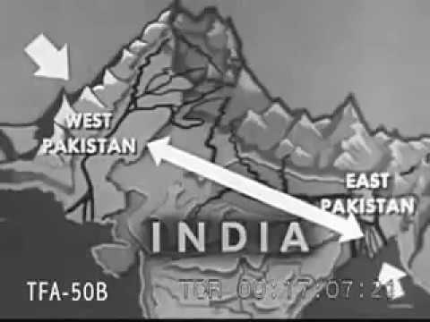 1954: Culture & History Of East & West Pakistan