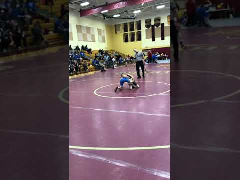 Chartiers Houston Youth Wrestling Zackery