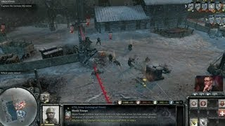 Company of Heroes 2 - E3 2013 Stage Demo