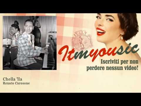 Renato Carosone - Chella 'lla - Musica Italiana, Italian Music
