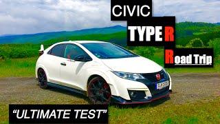 2016 Honda Civic Type R Ultimate Test - Inside Lane