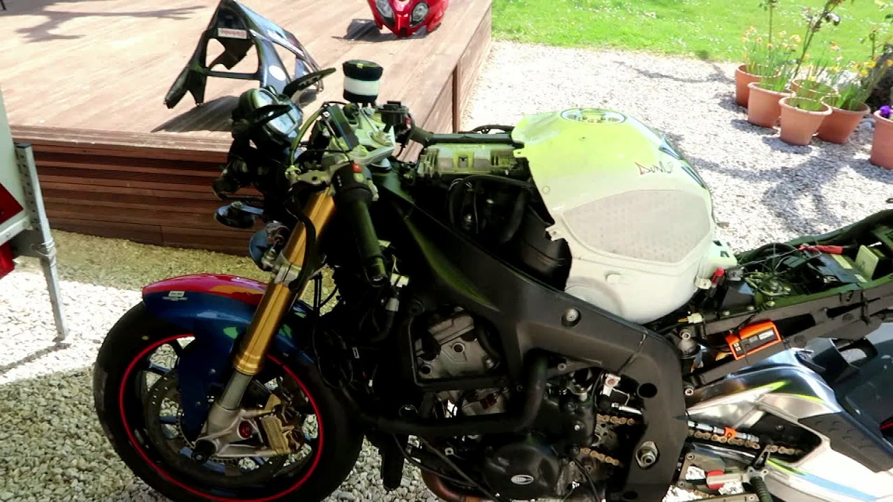 bmw s1000rr 2011 irc blipper installation supplied from drago bike italy [ 1280 x 720 Pixel ]