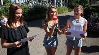 Challenge Accepted (afl 7 van 8): Stien Edlund vs Maud Van der Vorst op zoek naar Jamie-Lee Six