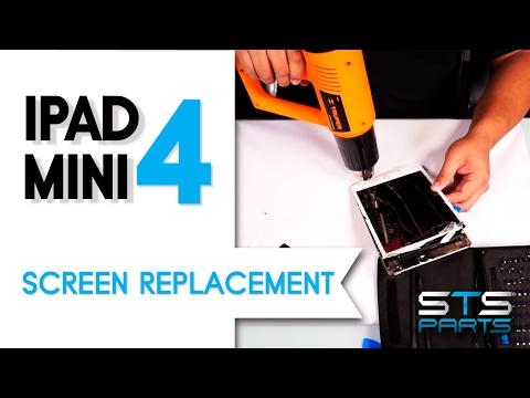 iPad Mini 4 - How to remove iPad Mini 4 Screen?
