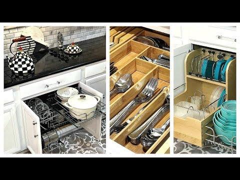 NEW! 5 Kitchen Organizational Storage Must Haves