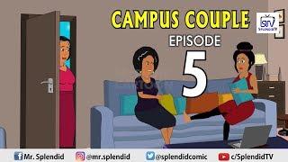 Campus Couple Ep5 (Splendid Tv Cartoon)