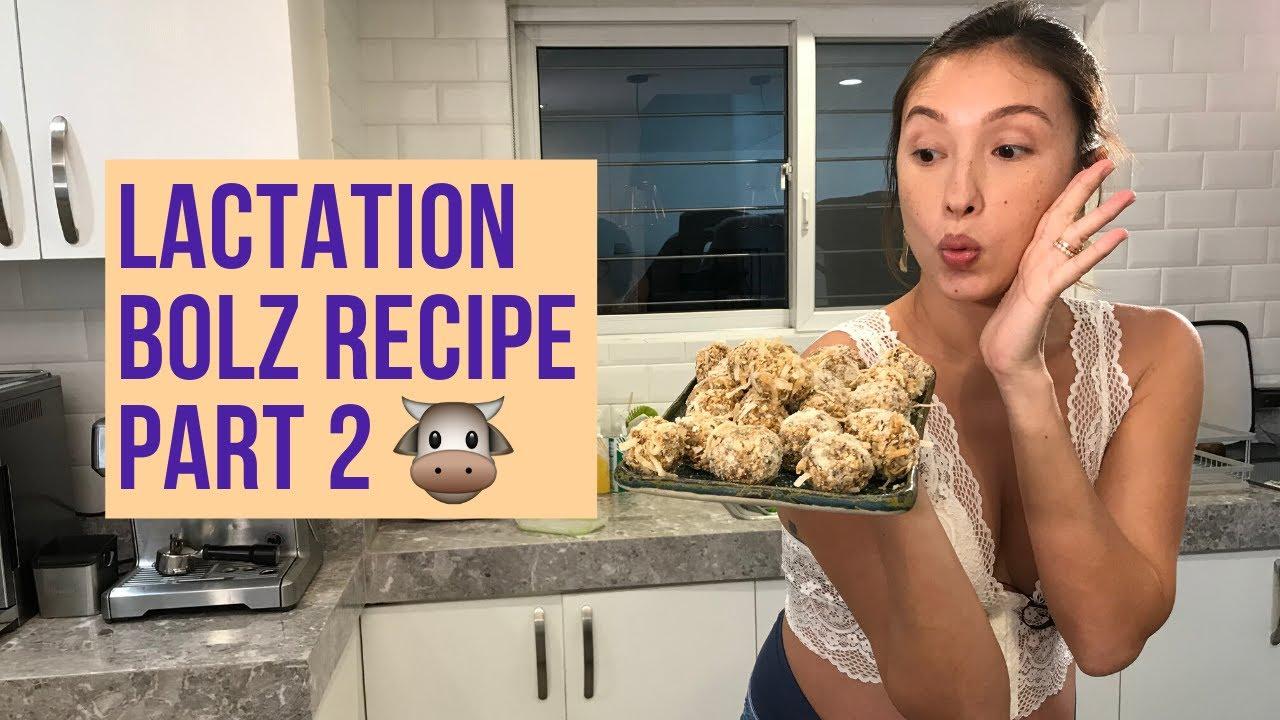 Download NO-BAKE Lactation Bolz Recipe: PART 2 | Solenn Heussaff