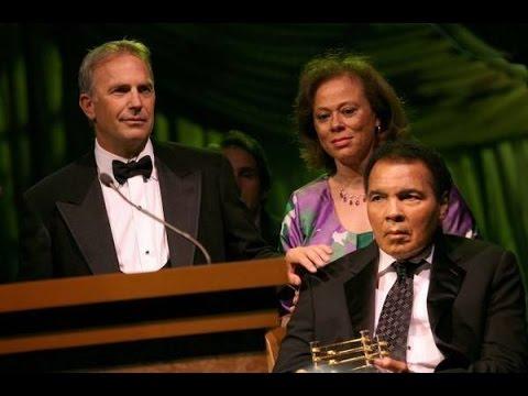 Kevin Costner`s Speech at Muhammad Ali Celebrity Fight Night 2008 #MuhammadAli