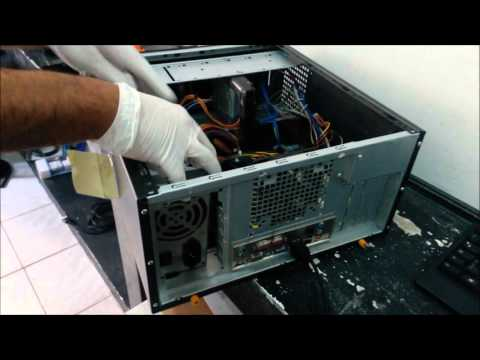 Sostituzione alimentatore su PC Desktop - Replacement Power supply
