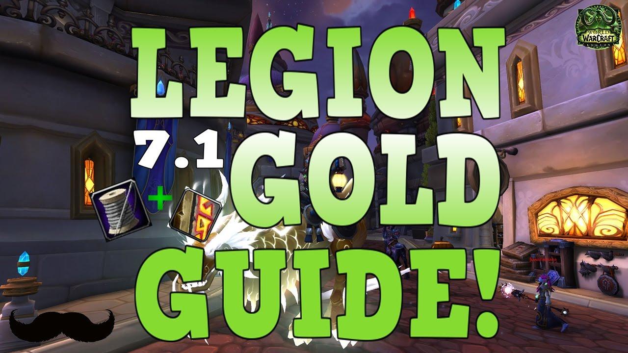 Enchanting Legion