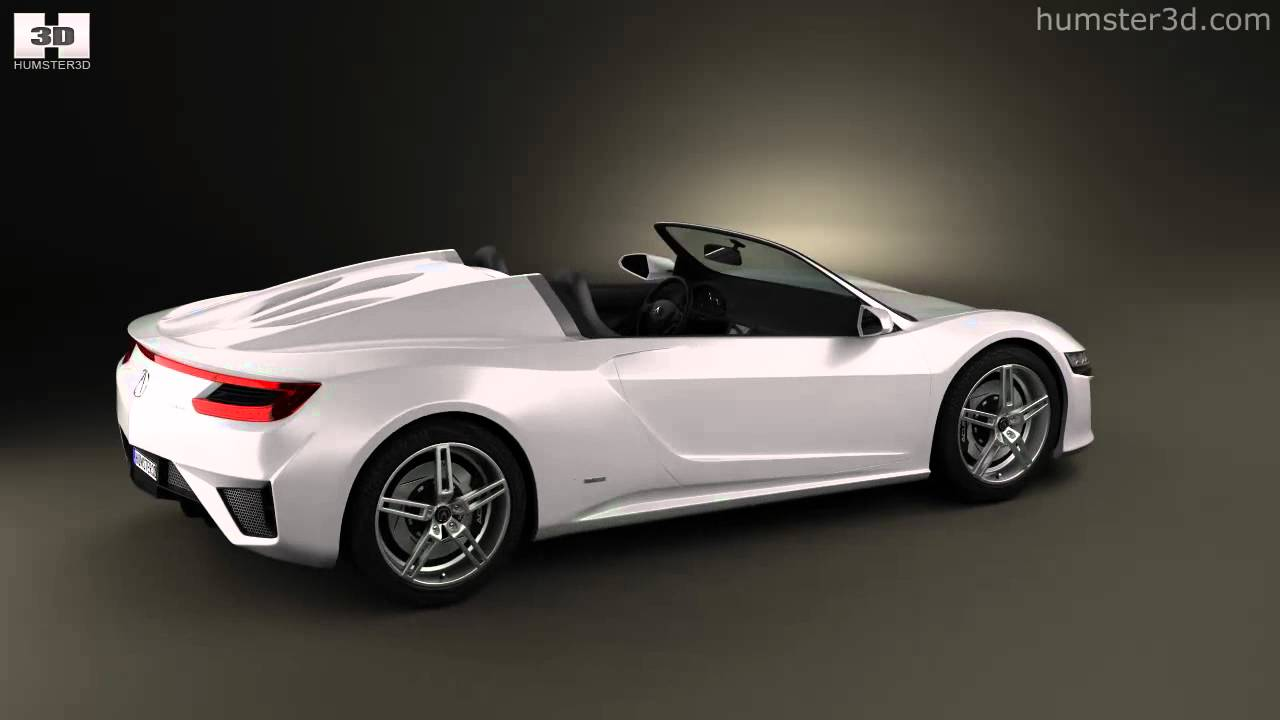 Marvelous Acura NSX Convertible 2012   YouTube Awesome Ideas