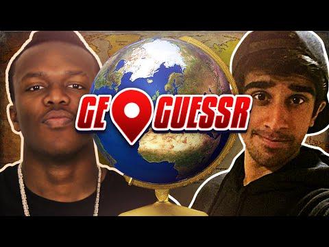 GEOGUESSR #2 With Vikk & JJ (GeoGuessr UK Challenge)