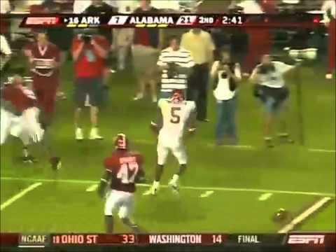 Darren McFadden Arkansas Highlights.wmv