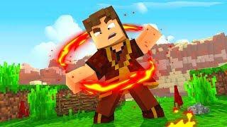 Minecraft: DOMINADOR DE FOGO ( AVATAR ) ! - MISTÉRIO  ‹ LOKI ›