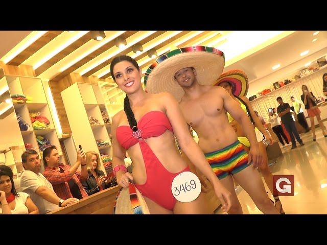 f658ec506 OuseUse lança coleção primavera/verão inspirada no México - YouTube