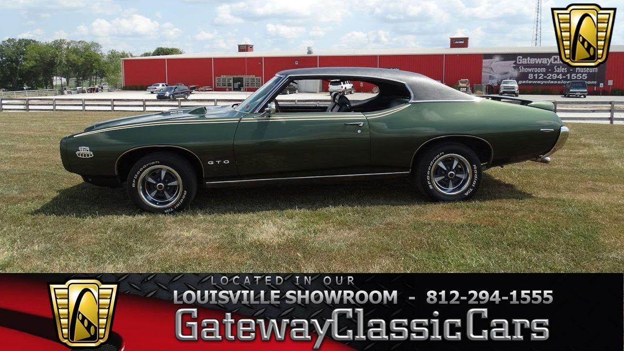 1969 Pontiac GTO Judge Tribute - Louisville Showroom - Stock # 1605 ...