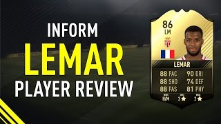 FIFA 17 TIF LEMAR (86) PLAYER REVIEW