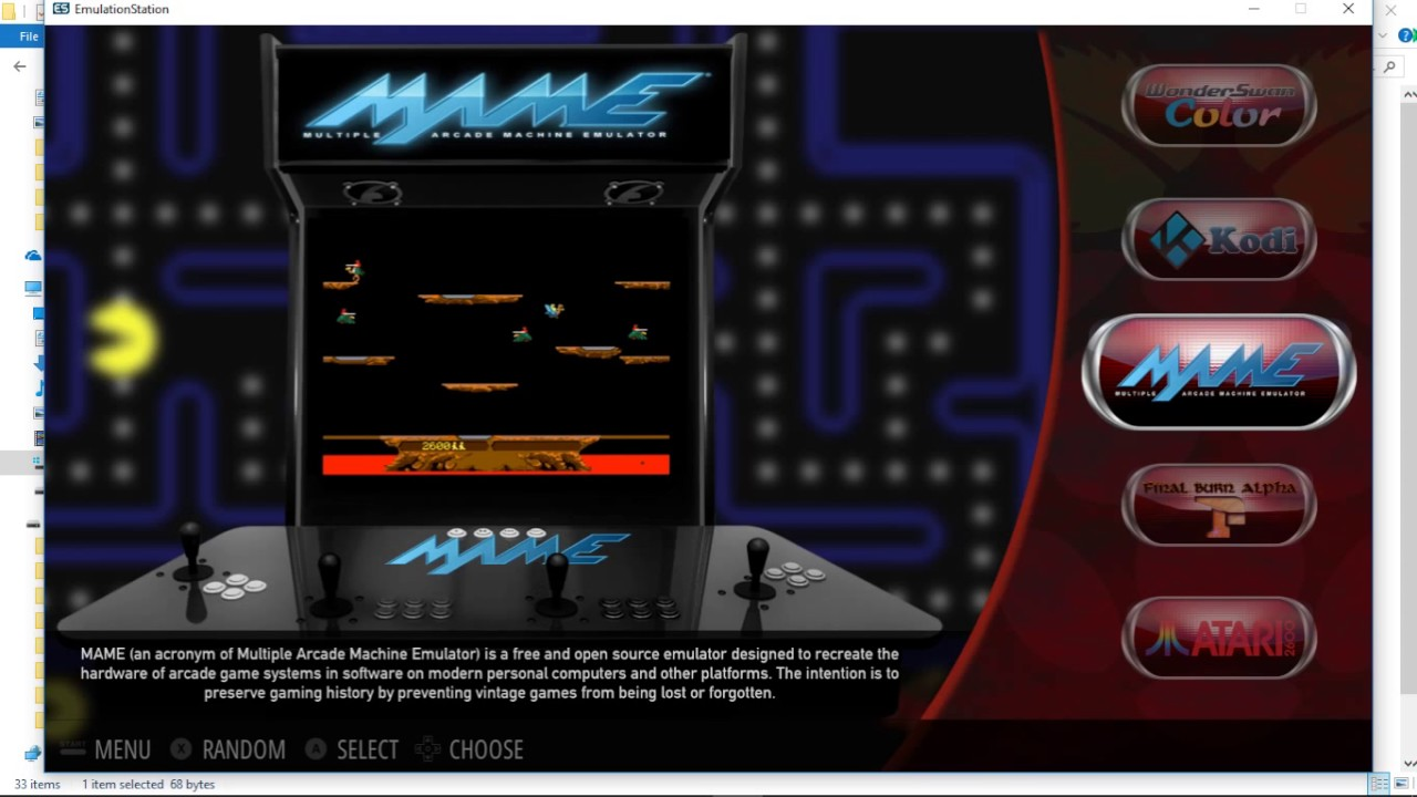 Download Portable EmulationStation Updated (Preview)