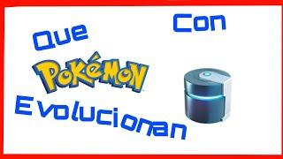 [💎TRUCO💎]Que Pokémon EVOLUCIONAN con REVESTIMIENTO METALICO en Pokemon Go